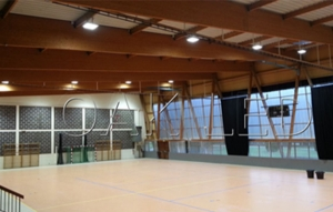 Campo da tennis coperto